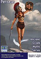 Пластиковая фигура Персей (серия древнегреческие мифы). 1/24 MASTER BOX 24032