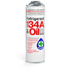 Газ-Холодоагент R-134A з маслом