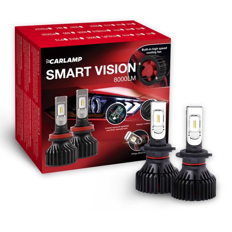 Smart Vision H7 SM7 Светодиодные автолампы Carlamp