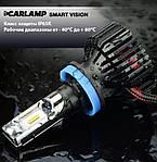 Smart Vision H7 SM7 Светодиодные автолампы Carlamp, фото 3