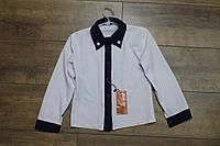 Шифоновая блузка для девочек. 128- 146 рост.