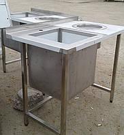 Эскизные изделия из нержавеющей стали, фото 1