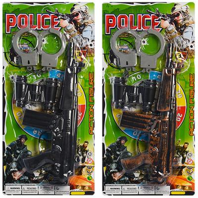 Набір  дитячої зброї на планшеті 88001-02
