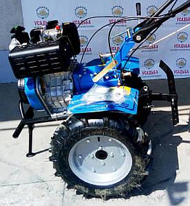 Мотоблок с дизельным двигателем Кентавр МБ 2010Д-4