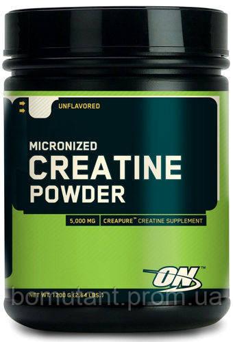 Копия Creatine Powder 1200 гр Optimum Nutrition (USA)