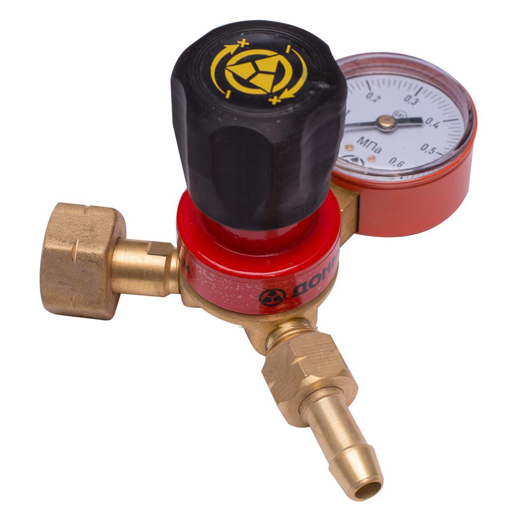 Редуктор пропановый для понижения и регулирования давления газа – пропан-бутана БПО-5ДМ РАБОЧИЙ