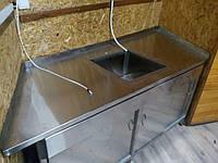 Столы и мойки из нержавейки для нестандартных помещений, фото 1