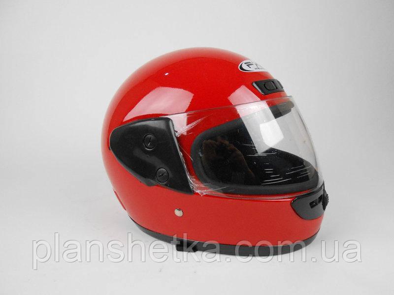 Шлем красный глянец Hel-Met 101