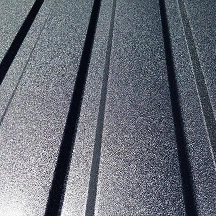 Профнастил Графит ПС-20, 0,45 мм; высота 2 метра ширина 1,16 м, фото 2