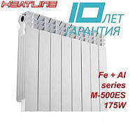 Радиатор биметалл 500/80 heat line