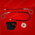 Ремкомплект стеклоподъемника Opel Movano A 1998-2010 7700352494 / 7700352495