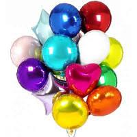 Фольгированные шары Flexmetal