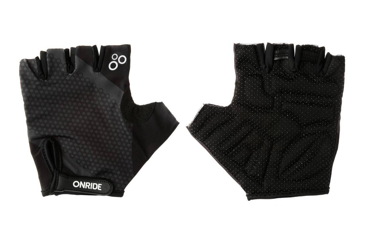 Рукавички Onride TID, Чорний-Сірий L, фото 2