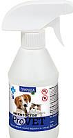 Спрей Природа Инсектостоп ProVET от блох и клещей для собак и кошек, 250 мл