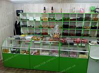 Торговое оборудование для магазина сухофруктов