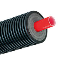 Однотрубные системы для отопления AustroISOL 63×5.8