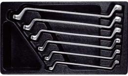 Набор ключей накидных, BAHCO T40693