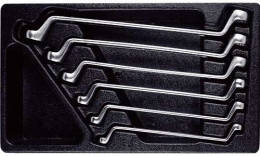 Набор ключей накидных, BAHCO T40693, фото 2