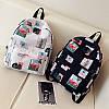 Городской рюкзак Фламинго и Ананасы, фото 3