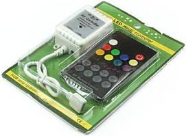 Контроллеры (пульты) RGB