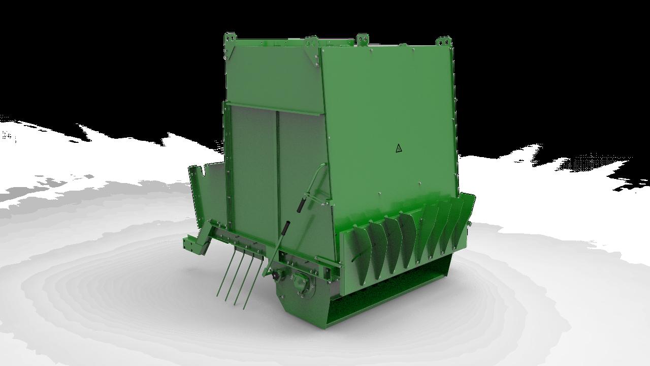 Подрібнювач-розкидач типу «ДОН-1500» Б-01