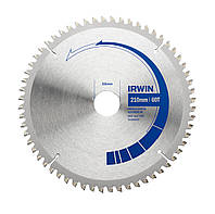 Дисковая пила Irwin по алюминию Ø300x96Tx30 мм