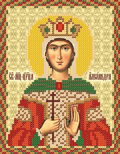 РІП-5101. Схема Св. Мч. Цариця Олександра