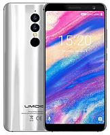 """Смартфон Umidigi A1 Pro 3/16Gb Silver, 13+5/5Мп, 5,5"""" IPS, 3150mAh, 2sim, MT6739T, 4 ядра, 4G (LTE)"""