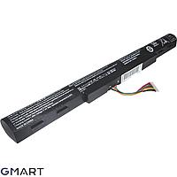 Оригинальный аккумулятор Acer AL15A32 Aspire E5 Extensa 2520 (14.8V 2500mAh)