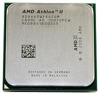 Процессор AMD Athlon II X4 640 (AM3/3.0GHz/2M/95W)
