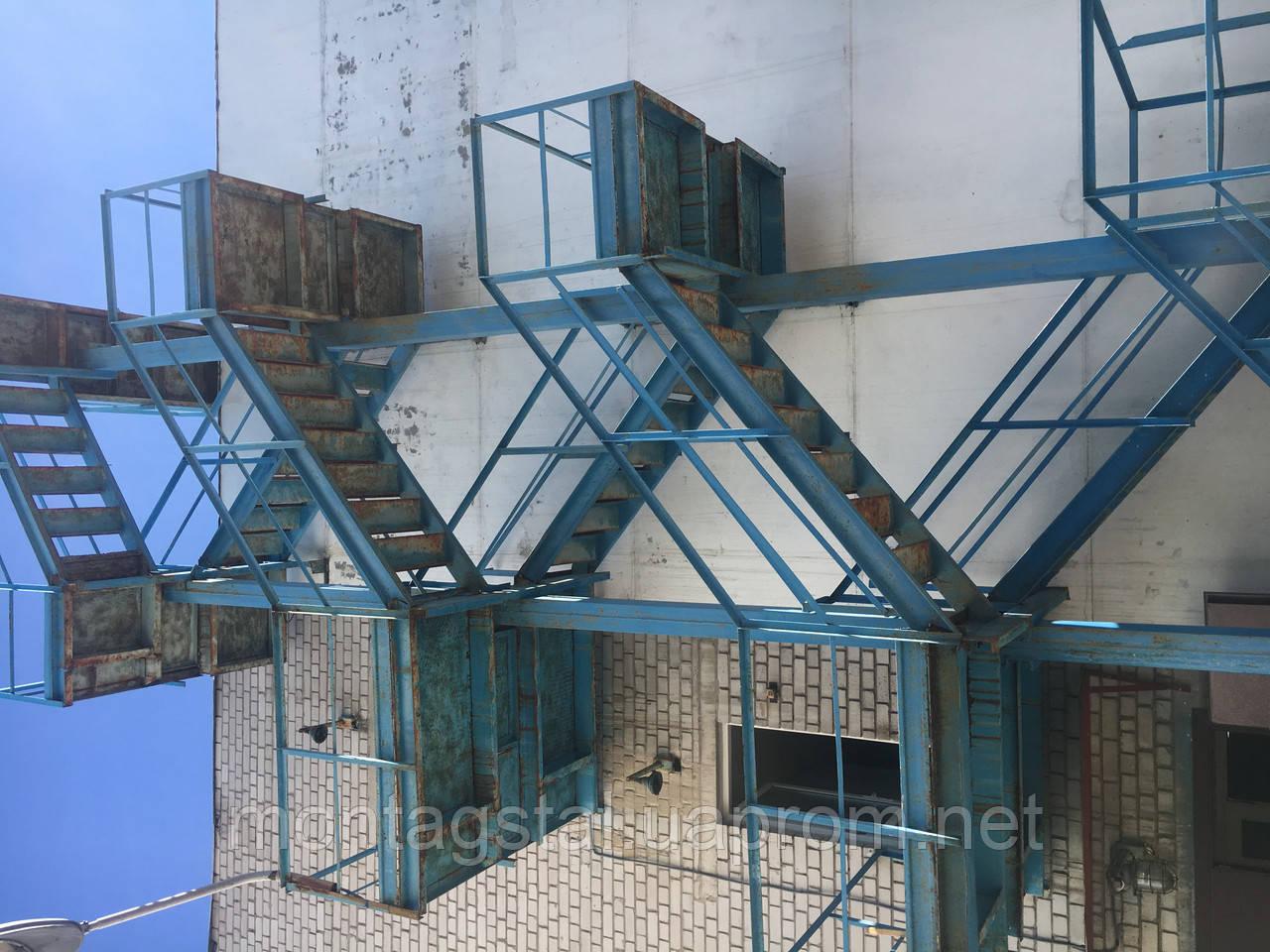 Пескоструйная очистка бетонных и металлических конструкций
