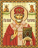 РІП-5203 Схема для вишивки бісером Св. Миколай Чудотворець., фото 2