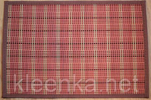 Подложка-салфетка, сет на стол бамбук 30см*45см, серветка столова бамбукова, фото 2