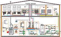 Монтаж и ремонт систем теплый пол отопления и водопровода