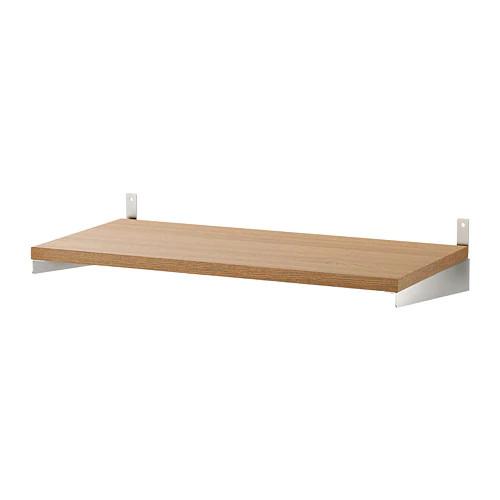 Полка IKEA KUNGSFORS 60 см ясень 903.712.23