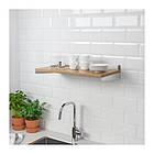 Полка IKEA KUNGSFORS 60 см ясень 903.712.23, фото 2