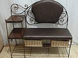 Кованый набор мебели   -  038, фото 5