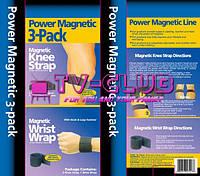 Магнитные пластины Power Magnetic 3-Pack