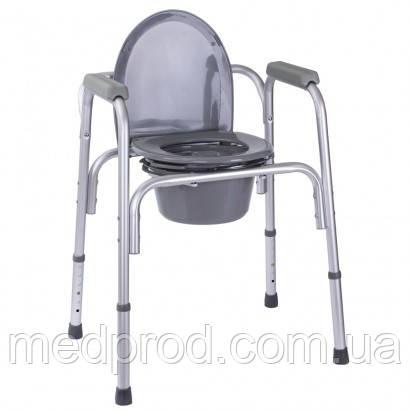 Стул-туалет 3 в 1 кресло туалетное OSD-YU-2109A