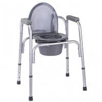 Стул-туалет 3 в 1 кресло туалетное OSD-YU-2109A, фото 1