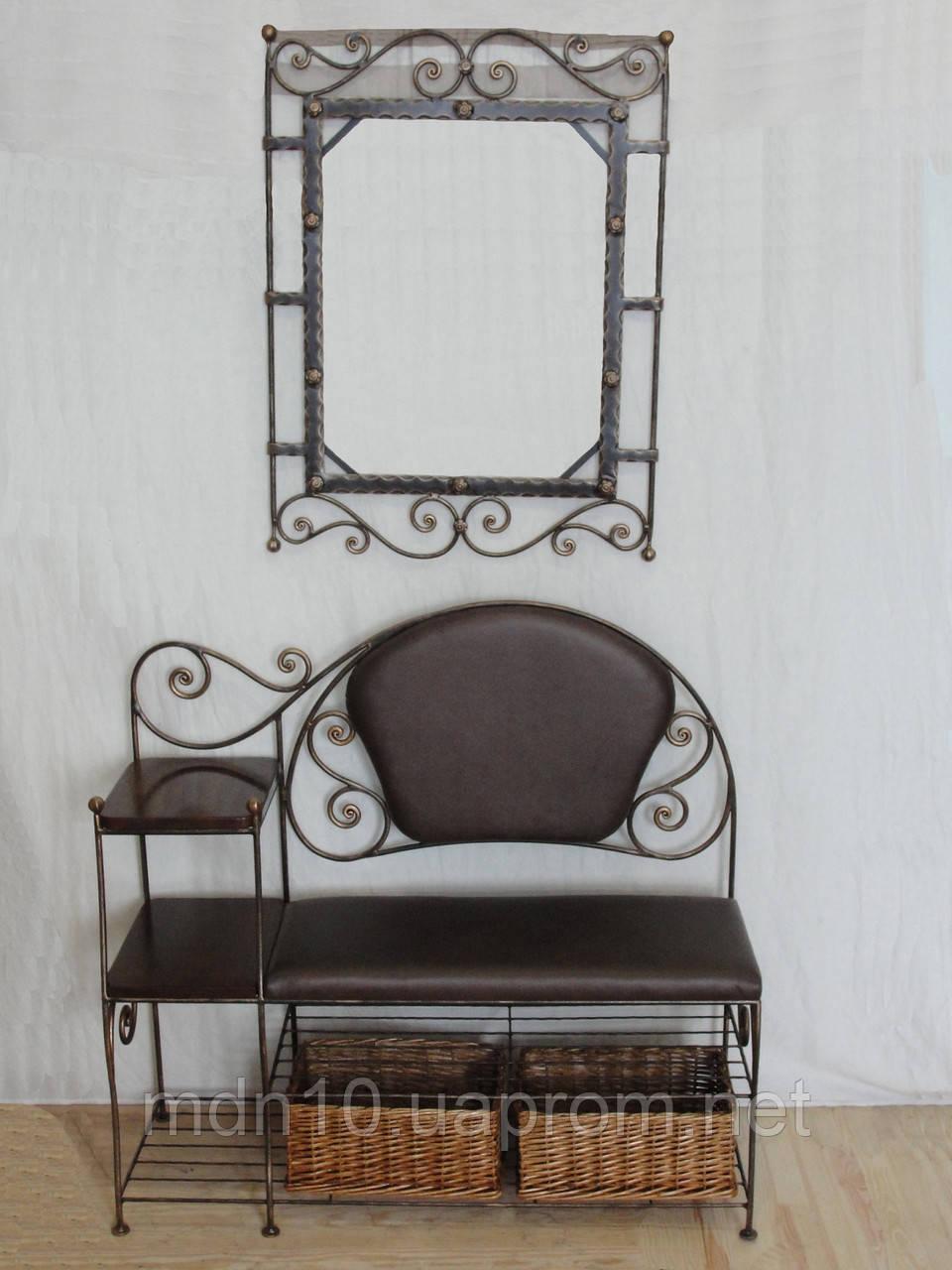 Кованый набор мебели   -  038