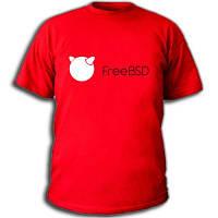 """Админские футболки """"FreeBSD"""""""