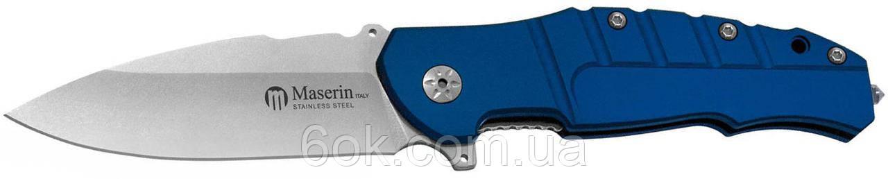 Нож Maserin Pitbull ц: синий