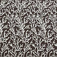 Декоративная ткань для штор, веточки деревьев коричневый, фото 2