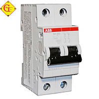 Автоматический выключатель АВВ SH (Германия) SH202-С25