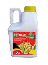 Муссон 5л. (Милагро) гербицид по кукурузе, никосульфурон 40г/л