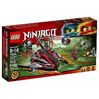 Конструктор LEGO Ninjago Алый захватчик 70624