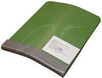 Бронепластина RSS Стальная 250х300 мм Класс защиты-5 (7,62х39,5,45х39,7,62х54R со стальн ц:зеленый