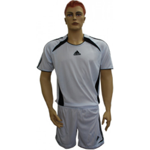 Форма футбольная Adidas белая