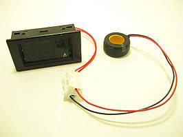 Амперметр A85AC до 100А (красная индикация)